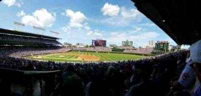 Wrigley Field section 225