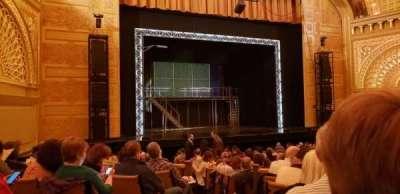 Auditorium Theatre section ORCHLC