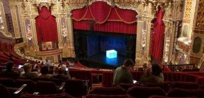 James M. Nederlander Theatre section Balcony FR