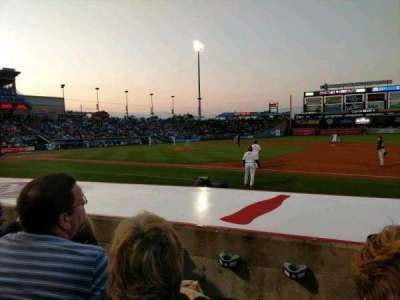Coca-Cola Park, section: 106, row: G, seat: 13
