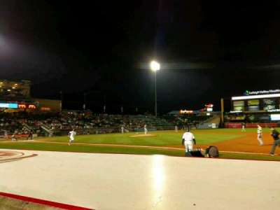 Coca-Cola Park, section: 106, row: E, seat: 11