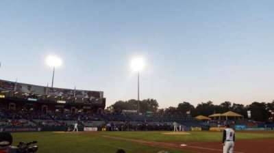 Arm & Hammer Park, section: 103, row: DD, seat: 9