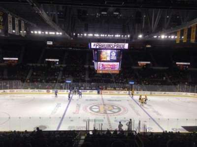 Dunkin' Donuts Center, section: 211, row: J, seat: 15