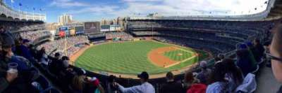 Yankee Stadium, section: 428, row: 3, seat: 8