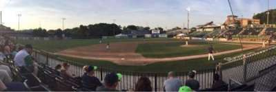 Fitton Field, section: L, row: 4, seat: 9