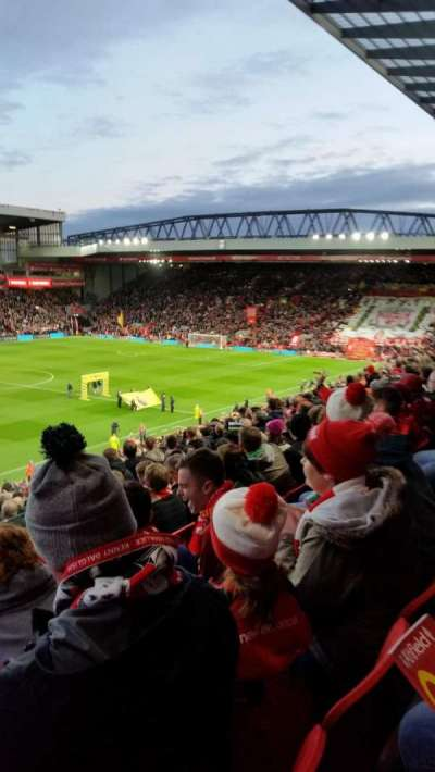 Anfield section L11