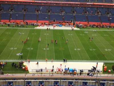 Sports Authority Field at Mile High, section: 510, row: 9, seat: 7