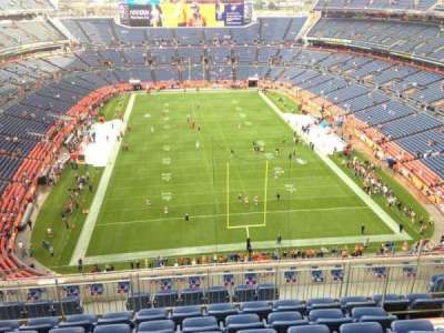 Sports Authority Field at Mile High, section: 523, row: 9, seat: 16