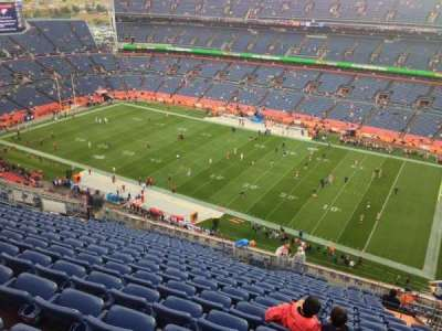 Sports Authority Field at Mile High, section: 531, row: 18, seat: 14