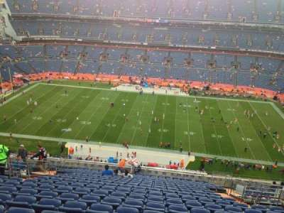 Sports Authority Field at Mile High, section: 534, row: 26, seat: 11