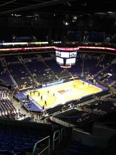 Talking Stick Resort Arena, section: 222, row: 14, seat: 20