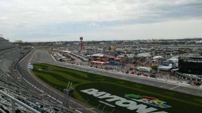 Daytona International Speedway, section: 462, row: 42, seat: 10