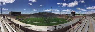 Aggie Memorial Stadium section TT