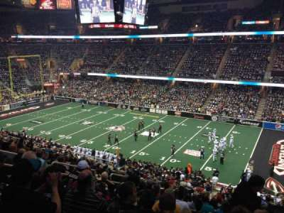 Quicken Loans Arena, section: 128, row: 30, seat: 9