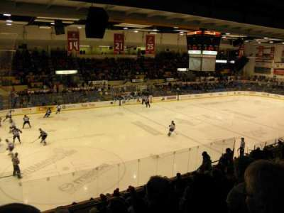 Centre Marcel Dionne, section: 33, row: M, seat: 12
