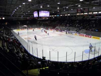 Hershey Centre, section: 11, row: P, seat: 101