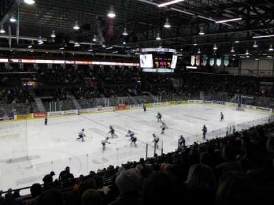 Centre Bionest de Shawinigan, section: 230, row: Q, seat: 14