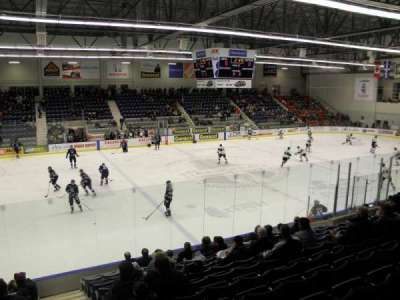 Centre d'Excellence Sports Rousseau, section: 106, row: D, seat: 7