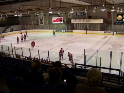 Canlan Ice Sports – York section GA
