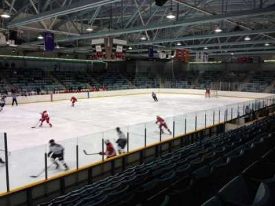 Waterloo Memorial Recreation Complex, section: T, row: J, seat: 16