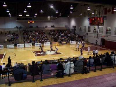 Burridge Gymnasium section GA