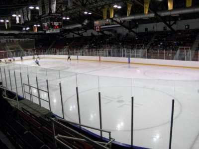Varsity Arena, section: GA