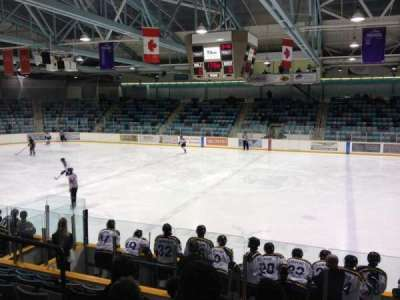 Waterloo Memorial Recreation Complex, section: C, row: J, seat: 13