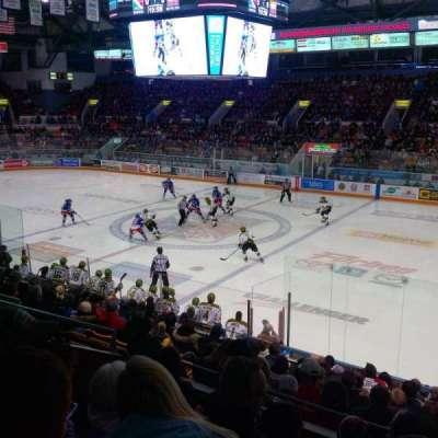 Kitchener Memorial Auditorium, section: 17, row: M, seat: 8