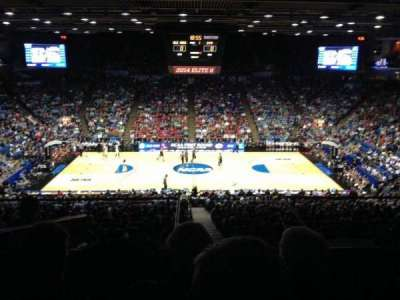University of Dayton Arena section 304