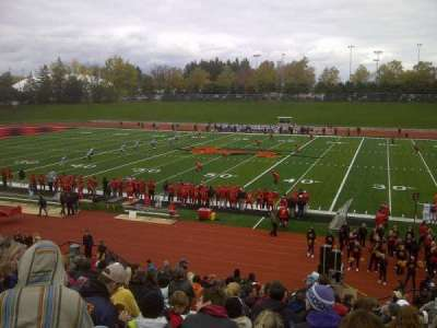 Alumni Stadium (Guelph), section: GA