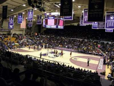 Welsh-Ryan Arena, section: 202, row: DD, seat: 8