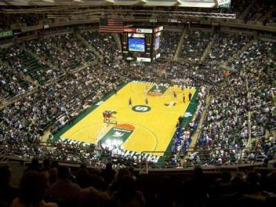Breslin Center, section: 217, row: 12, seat: 107