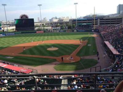 Coca-Cola Field, section: 205, row: C, seat: 6