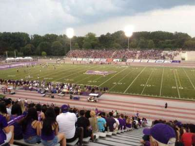 TD Stadium, section: D, row: FF, seat: 38