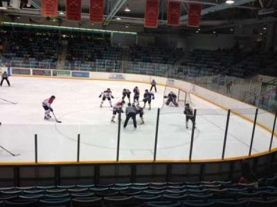 Waterloo Memorial Recreation Complex, section: B, row: J, seat: 11
