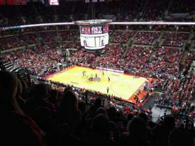 Value City Arena, section: 320, row: K, seat: 5