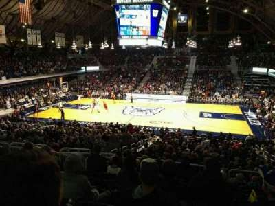 Hinkle Fieldhouse, section: 217, row: 9, seat: 7