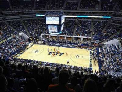 Petersen Events Center section 207