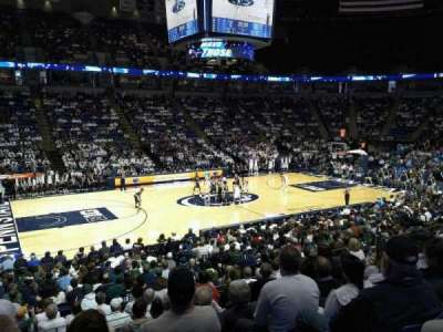 Bryce Jordan Center, section: 124, row: H, seat: 109
