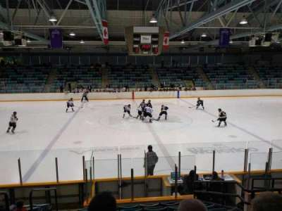 Waterloo Memorial Recreation Complex, section: R, row: K, seat: 15