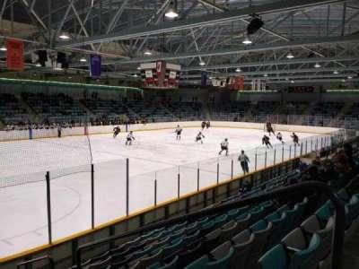 Waterloo Memorial Recreation Complex, section: U, row: J, seat: 2