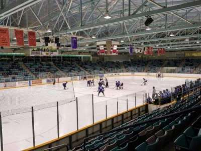 Waterloo Memorial Recreation Complex, section: GA