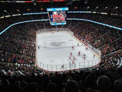 Canadian Tire Centre, section: 316, row: K, seat: 7