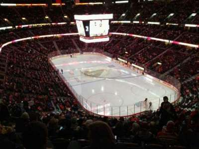 Canadian Tire Centre, section: 317, row: K, seat: 7