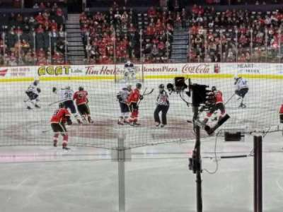 Scotiabank Saddledome, section: 114, row: 12, seat: 10