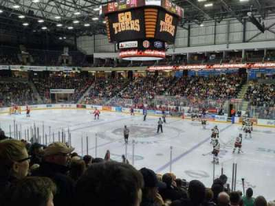 Canalta Centre, section: P, row: 14, seat: 8