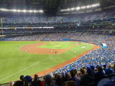 Rogers Centre, section: 236R, row: 7, seat: 5