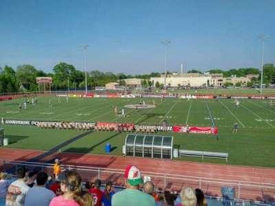 Wegman's Stadium, section: GA