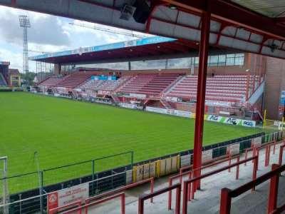 Guldensporen Stadion, section: I