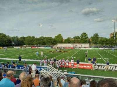 Panther Stadium, section: GA